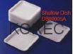 Shallow Flat Square Polystyrene Weighing Dish