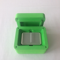 384-Well 0.2ML PCR Microtube Used With Stack Collar CoolStore-CryoCore Ice-Free