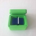 laboratory tubes used compact size low temprature ice free long time cooling box