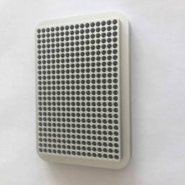 384 well UCoolRack metal microplate microtube plate microcentrifuge test tube ra 3
