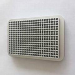 384 well UCoolRack metal microplate microtube plate microcentrifuge test tube ra