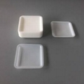 Shallow Flat Square Polystyrene Weighing Dish weighing Boats