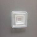 正方形 塑料 称量皿 秤量船