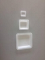 Plastic Anti-Static Square Weighing Dish Square weigh boat for lab