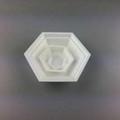六方塑料称量皿 称量船 称量盘