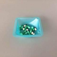 方形塑料称量皿 称量船 称量盘
