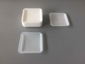 300*210*37mm PP Rectangle Weighing Dish