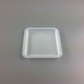 200*140*25mm Disposable Plastic PP Rectangle Weighing Dishes Weighing Boats Weig