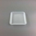 150*105*19mm Disposable Plastic PP Rectangle Weighing Dishes Weighing Boats Weig