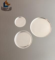 圆形浅底铝箔称量盘
