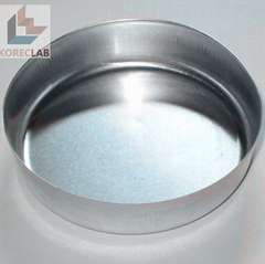 70ml Aluminum Lab supply Smooth-Walled Weighing Boat Weighing Dish
