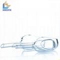 Lab Scoop Shape Glass Weighing Funnels 5