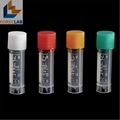 1.8 ml  with Cap Plastic Cryovial Tube  Cryogenic Self Standing Vial
