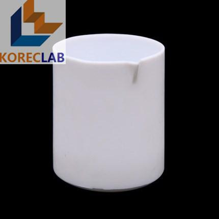 Lab Test Kits 30ml to 5000ml for Lab Plastics Teflon PTFE Beaker Cups