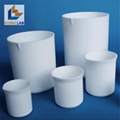 Lab Test Kits 30ml to 5000ml for Plastics Teflon PTFE Beaker Cups