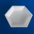 六方形塑料称量皿 称量碟 称量舟