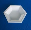 Hexagonal Plastic Coat Epoxy Mixing