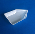 240ML Large Size Antistatic Vessel & Knoch Type Sample Weighing Dish /Boat/Bowl