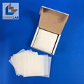 Lab supply low nitrogen non absorbing high gloss cellulose weighing paper