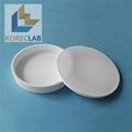 Lab Test Kit Diameter 40mm to 120mm Teflon Cell Cultivating Dish  Plastic PTFE  4