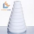 Lab Test Kit Diameter 40mm to 120mm Teflon Cell Cultivating Dish  Plastic PTFE  3
