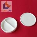Lab Test Kit Diameter 40mm to 120mm Teflon Cell Cultivating Dish  Plastic PTFE  5