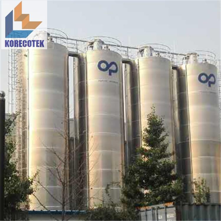Up to 1000CBM Stainless Steel Bulk Storage Silos 2