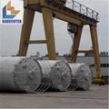Up to 1000CBM Stainless Steel Bulk Storage Silos 4