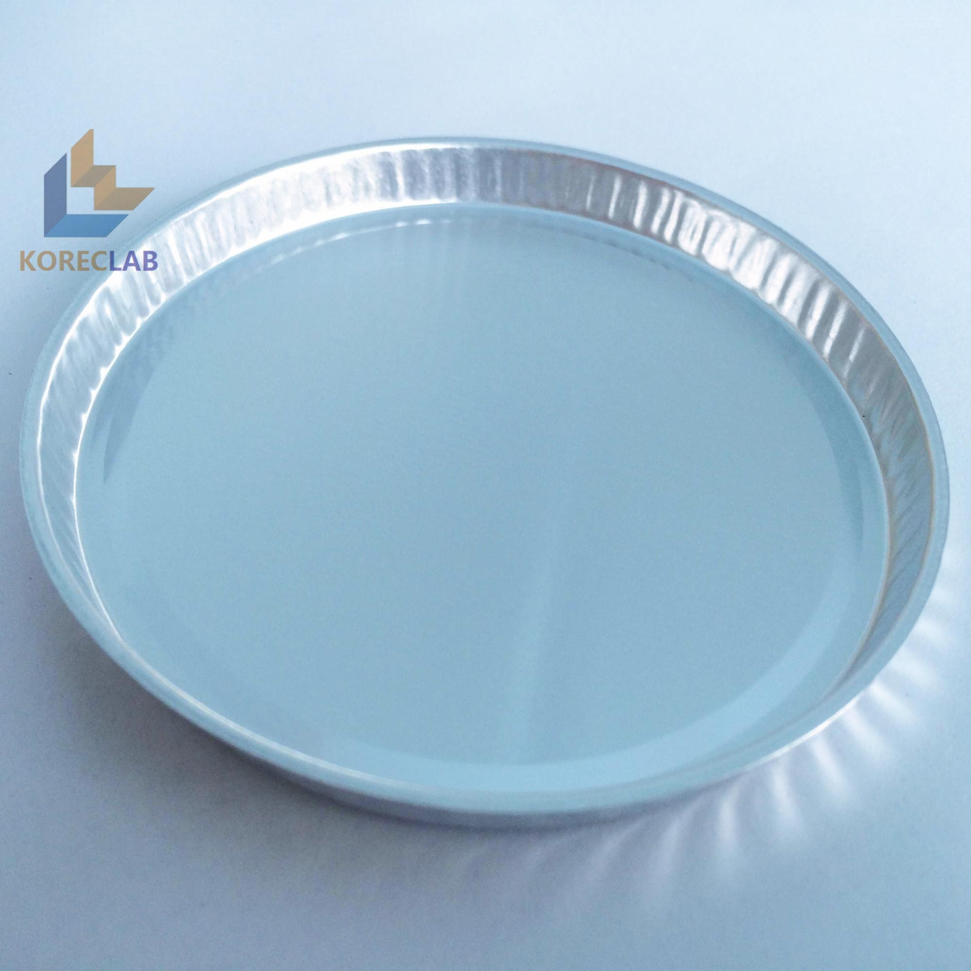 OD 102mm Aluminum Round Weighing Pan/Dish 6