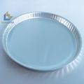OD 102mm Aluminum Round Weighing Pan Weighing Dish 3