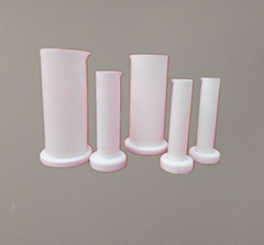 30 ML PTFE F4 Teflon Measuring Cylinder