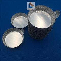 带手柄铝制称量盘 铝箔称量盘