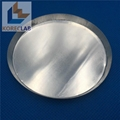 55ml For Moisture Analyzer Aluminum Foil Weighing Pans With Smooth Wall