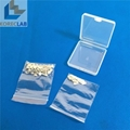 Aluminum crucible for DSC STA DTA TGA Thermal Analysis Testing 4