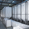 可定制的柔性灵活高性能织物工业散装物料存储料仓 1