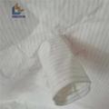 Customized 50m3 plastic molding factory flexible pellet storage silo  5