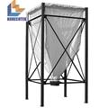 Grain storage jumbo bag container trevira fabric flexible silos  1