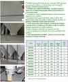 Grain storage container trevira fabric flexible silos
