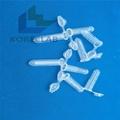 2ml plastic polypropylene microcavity free dna tubes  2
