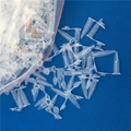 0.5ml plastic polypropylene dna free microcentrifuge tubes