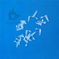 0.2ml plastic polypropylene dna free microcentrifuge tubes