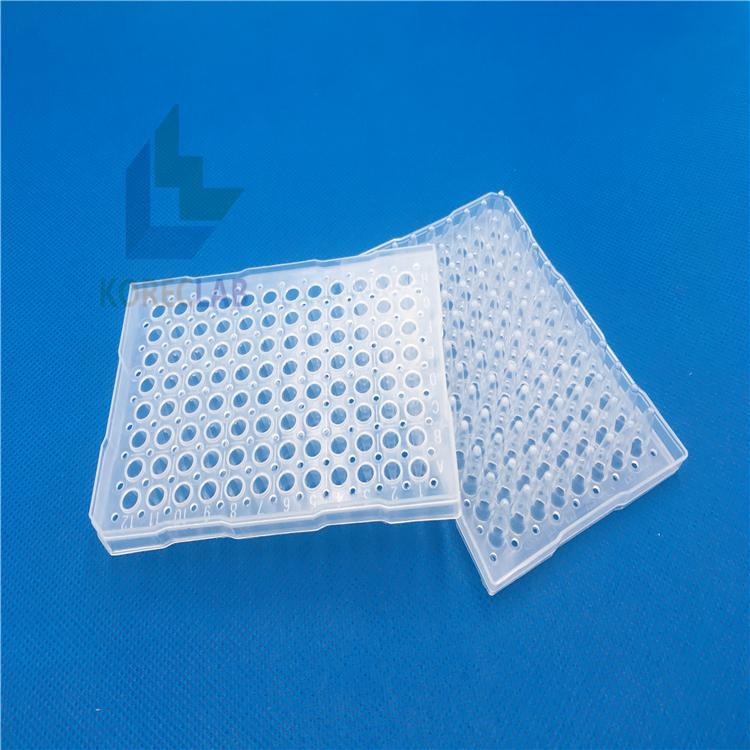 PCR plate 96well individual PE bag  4