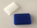 96 well plastics microplate microtube plate microcentrifuge PCR tube plate