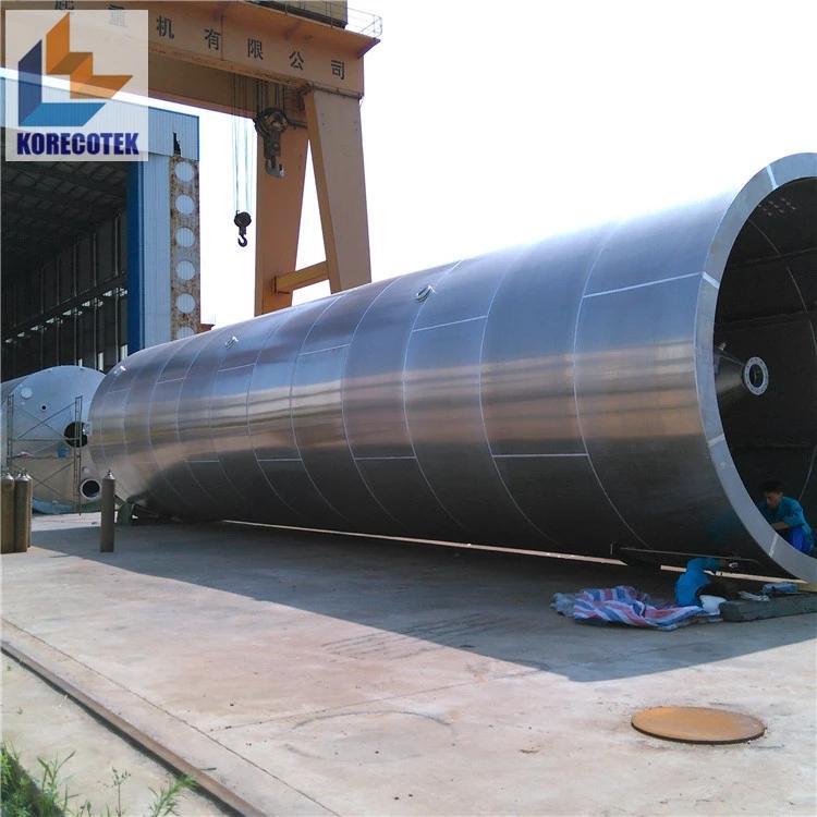 铝合金散装原材料储罐存储料仓 2