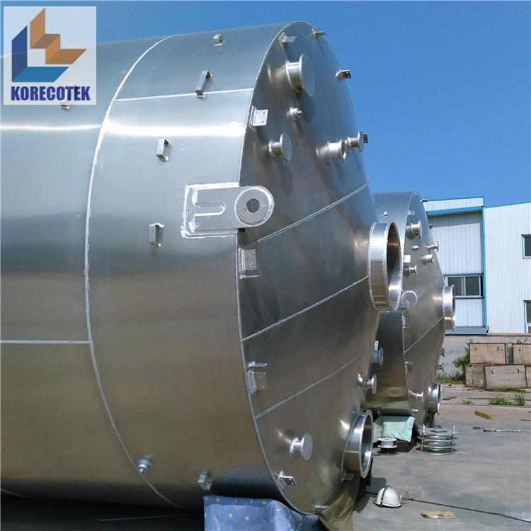 Up to 1000CBM Aluminum  Containers Bulk Storage Silos