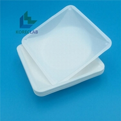 Square plastics balance scale weighing dish weighing boat (Hot Product - 1*)