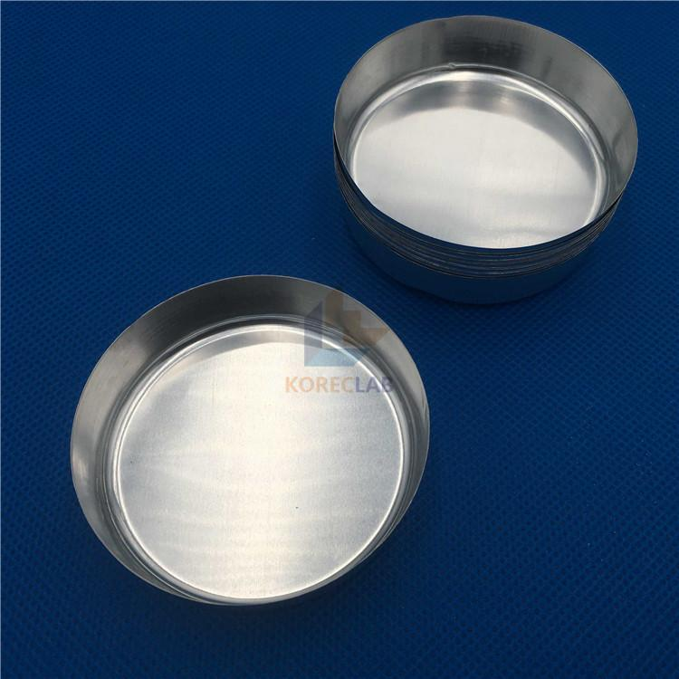 smooth-walled weighing dishes weighing boats weighing pans