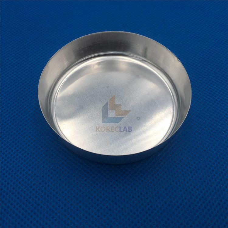 70ml Aluminum Lab supply Smooth-Walled Weighing Boat or Dish