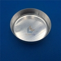 70ml Aluminum Lab supply Smooth-Walled Weighing Boat or Dish 1
