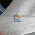 DIY easy to assemble pellet storage fabric bin mini silo